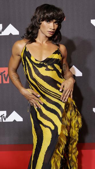 Фото №33 - Премия MTV VMA 2021: лучшие, худшие и самые яркие образы церемонии