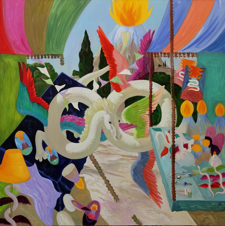Фото №2 - Выставка «По контуру вымышленных миров» в Санкт-Петербурге