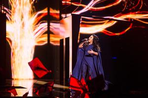 Выступление Джамалы на Евровидении-2016