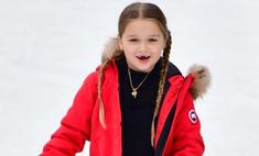 Виктория Бекхэм водит 7-летнюю дочь к косметологу