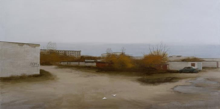 Фото №5 - Павел Отдельнов— «Художник года» Cosmoscow 2020