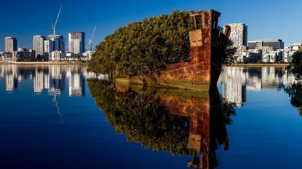 Фото №9 - 10 постапокалиптических фотографий реальных городских пейзажей