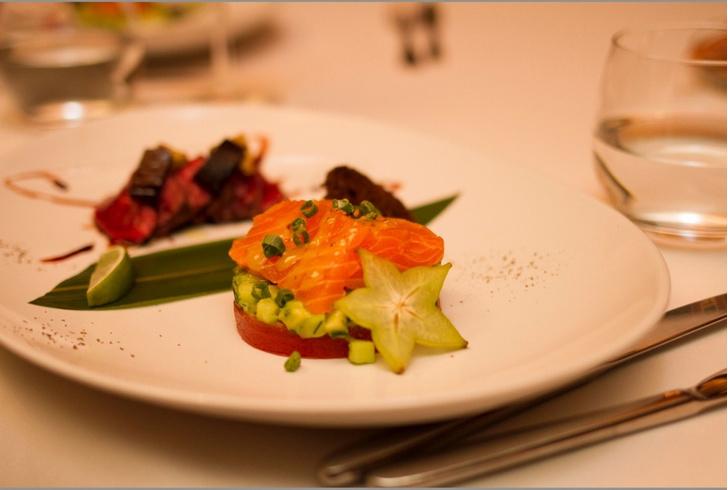 Фото №4 - «Гуру» этикета Марии Буше провела вечер этикета в ресторане-теплоходе «Ласточка»
