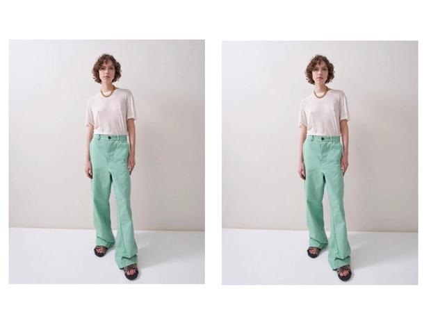 Фото №4 - Одна рубашка поверх другой и еще 5 трендов этой весны в капсульной коллекции Юлии Пелипас и Rika Studios