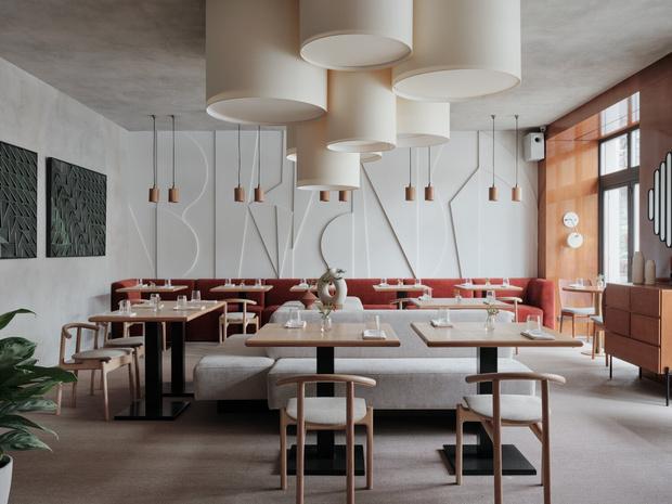 Фото №1 - Ресторан Grecco в Санкт-Петербурге