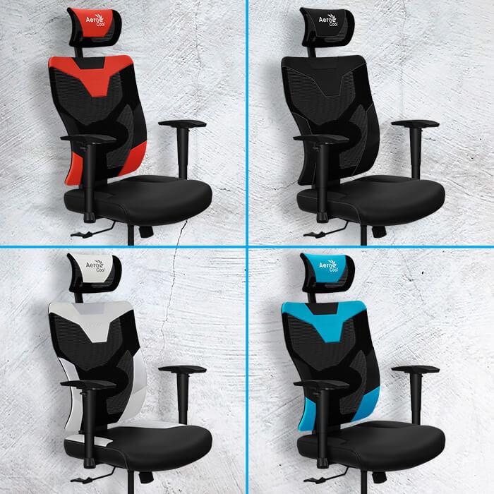 Фото №7 - Выбираем комфортное кресло для домашнего офиса