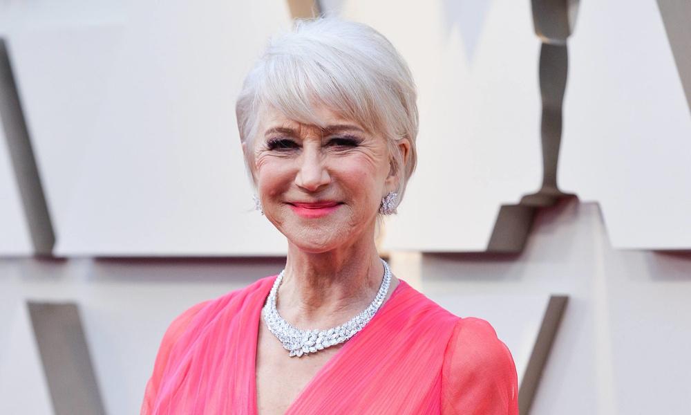 Что делает 75-летняя Хелен Миррен, чтобы выглядеть на 50