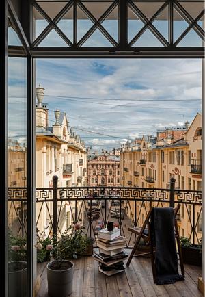 Фото №8 - Лаконичная квартира в старом доходном доме