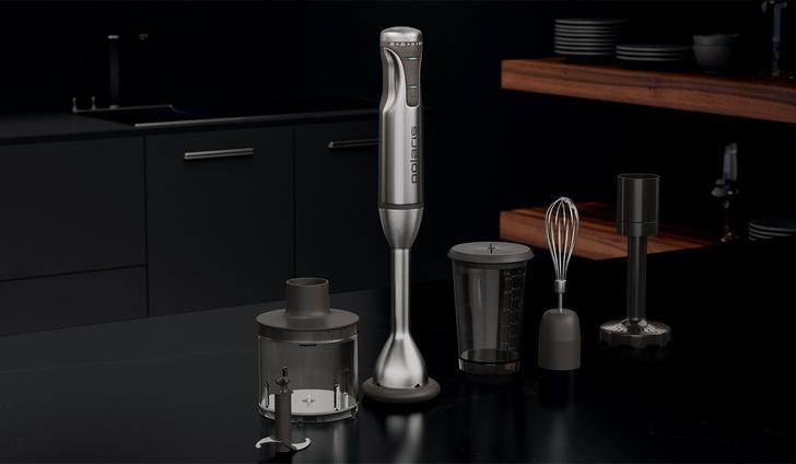 Фото №1 - Тихий и мощный блендер Polaris заменит 4 прибора на вашей кухне