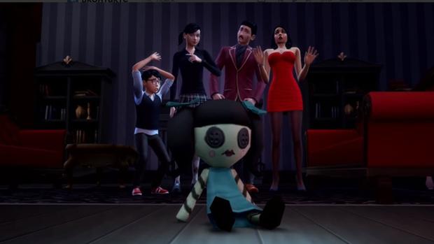 Фото №1 - 7 крутых фишек из The Sims 4 «Паранормальное»