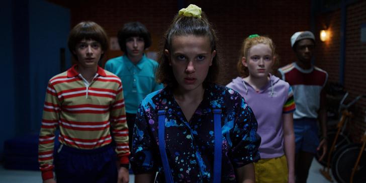 Фото №1 - «Очень странные дела»: как за 5 лет изменились дети-актеры из сериала