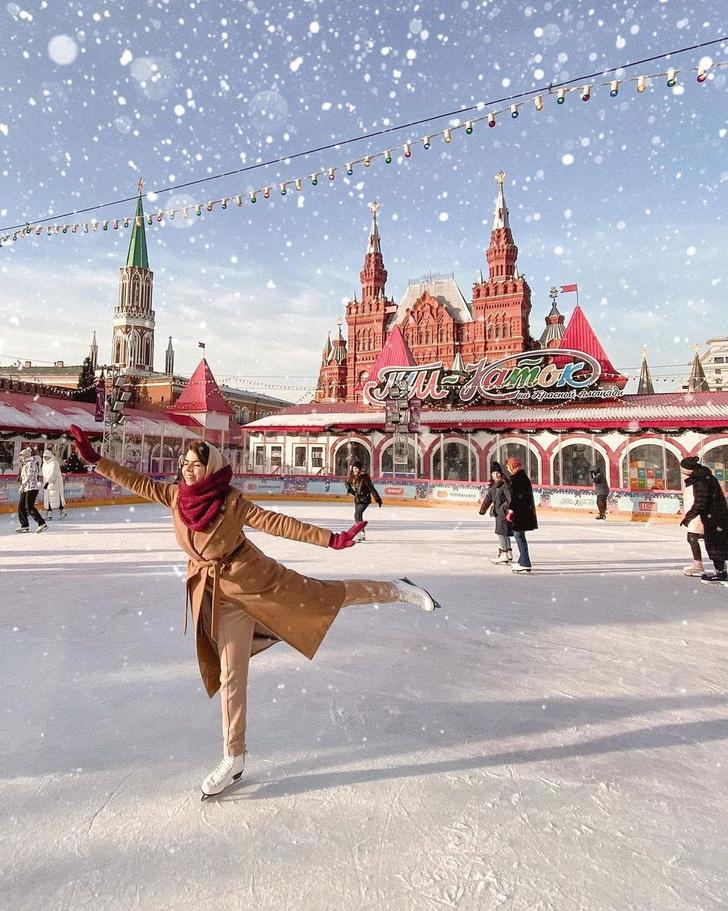 Фото №4 - Где кататься на лыжах и коньках в Москве