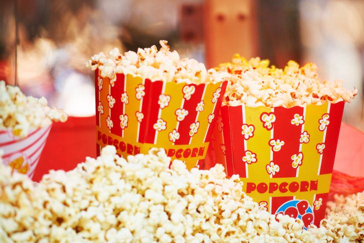 Фото №1 - И это все попкорн