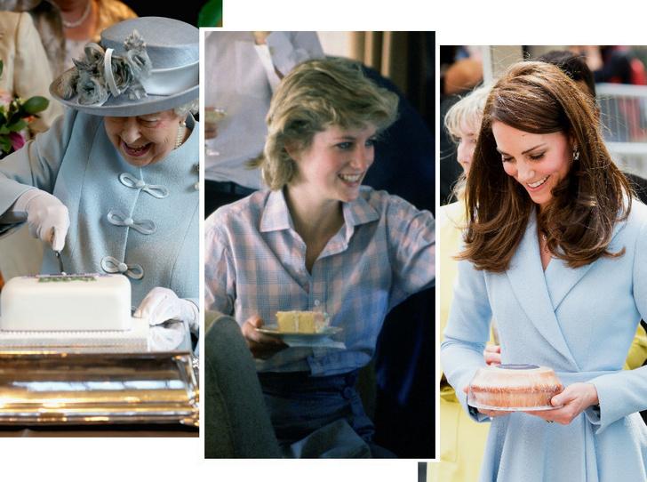 Фото №1 - Сладости Короны: 5 любимых десертов королевских особ
