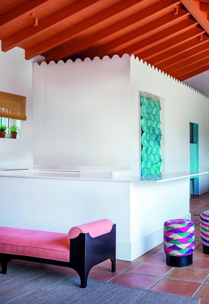Фото №10 - Яркий летний дом дизайнера Луиса Гарсиа Фрайле в Марбелье