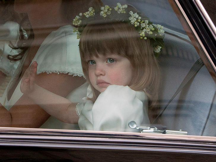 Фото №3 - Милость Короны: какой титул может получить дочь герцогини Камиллы