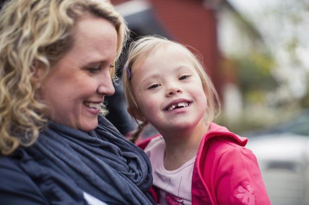 Фото №2 - «Нет большего счастья, чем солнечный малыш»: женщины, сознательно родившие ребенка с синдромом Дауна