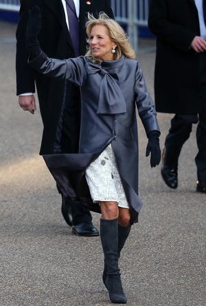 Фото №10 - Стиль Джилл Байден: как одевается новая Первая леди США