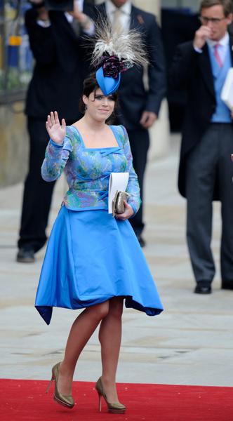 Фото №8 - Новые правила: как изменился стиль гостей на королевских свадьбах за последние 10 лет