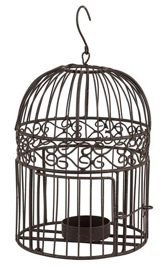 Фото №7 - Птичьи клетки в интерьере: идеи использования от дизайнера