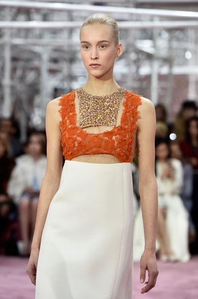 Фото №3 - В Париже прошел кутюрный показ Dior