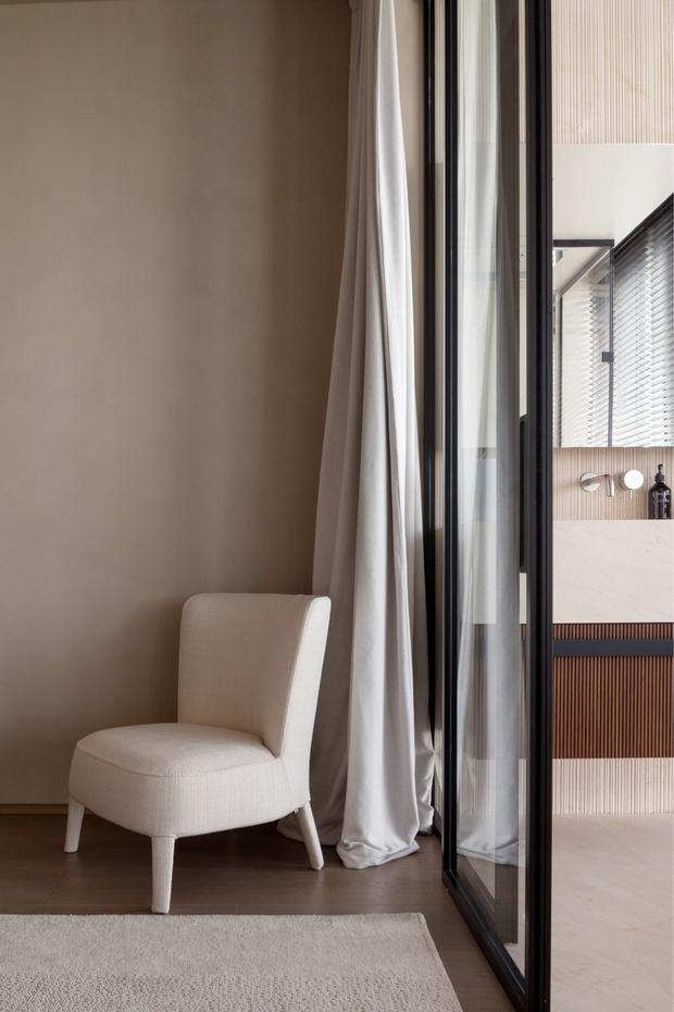 Фото №9 - Golden time: квартира с панорамными окнами в Москве
