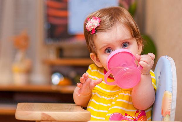 Фото №1 - Дайте крошке чашку!