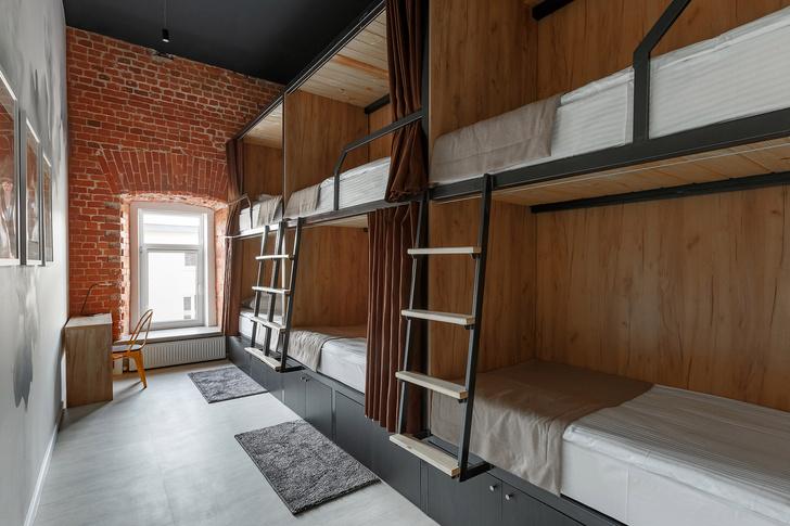 Фото №11 - Хостел в бывшем доходном доме во Владимире