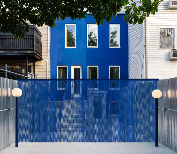 Фото №3 - Дом для творческой пары в Бруклине