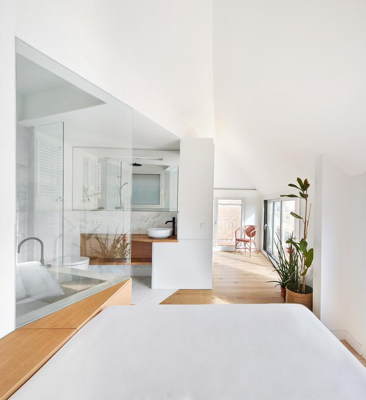 Фото №7 - Квартира без дверей в Барселоне