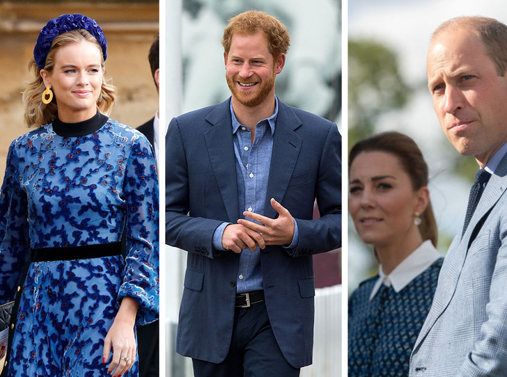 Фото №1 - Кейт и Уильям разводятся, а Гарри хочет вернуться к бывшей: 5 новых (и очень странных) слухов о Виндзорах