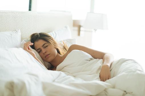 сильно потею во сне