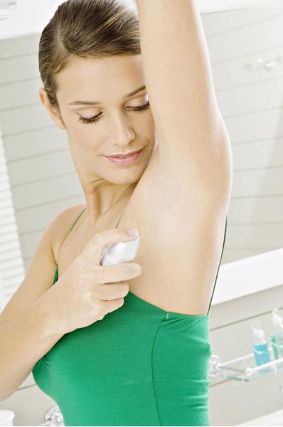 чем заменить дезодорант