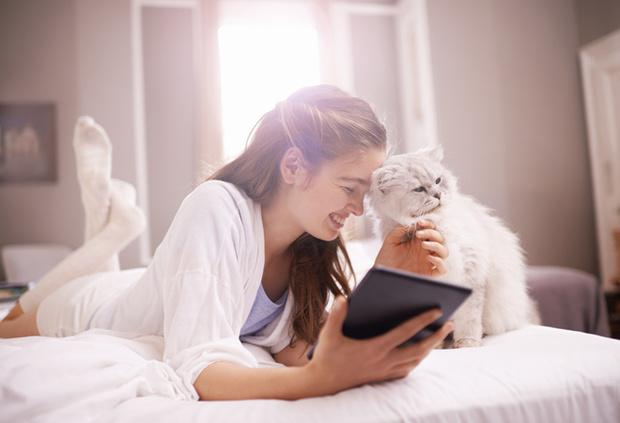 Фото №4 - Как стать счастливой: 12 мудрых советов от вашего кота