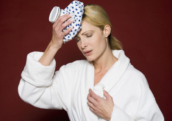 Фото №1 - Токсический грипп: симптомы и лечение
