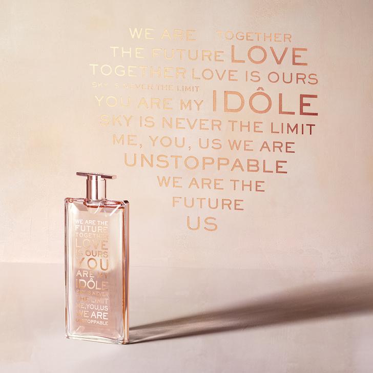 Фото №1 - Аромат как любовное послание: лимитированная бьюти-новинка от Lancôme