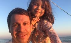Милота дня: Деревянко показал фото с дочкой в Геленджике