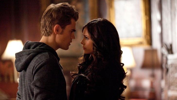 Фото №2 - «Дневники вампира»: 6 причин, почему Стефан должен был остаться с Кэтрин