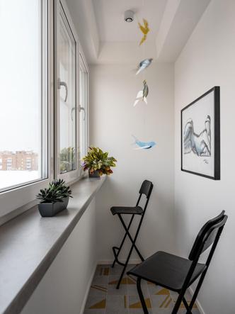 Фото №13 - Квартира 63 м² с видом на Шуховскую башню