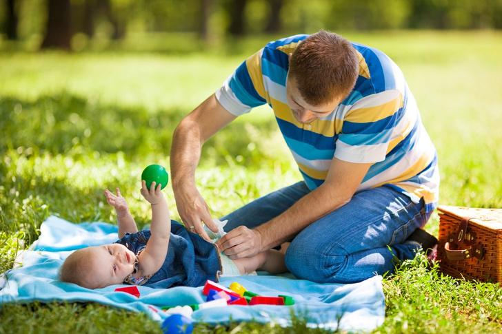 пикник с ребенком на природе что взять с собой