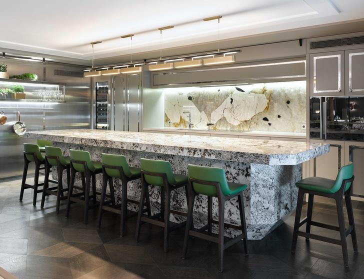 Фото №10 - Ресторан Savva по дизайну Ирины Глик