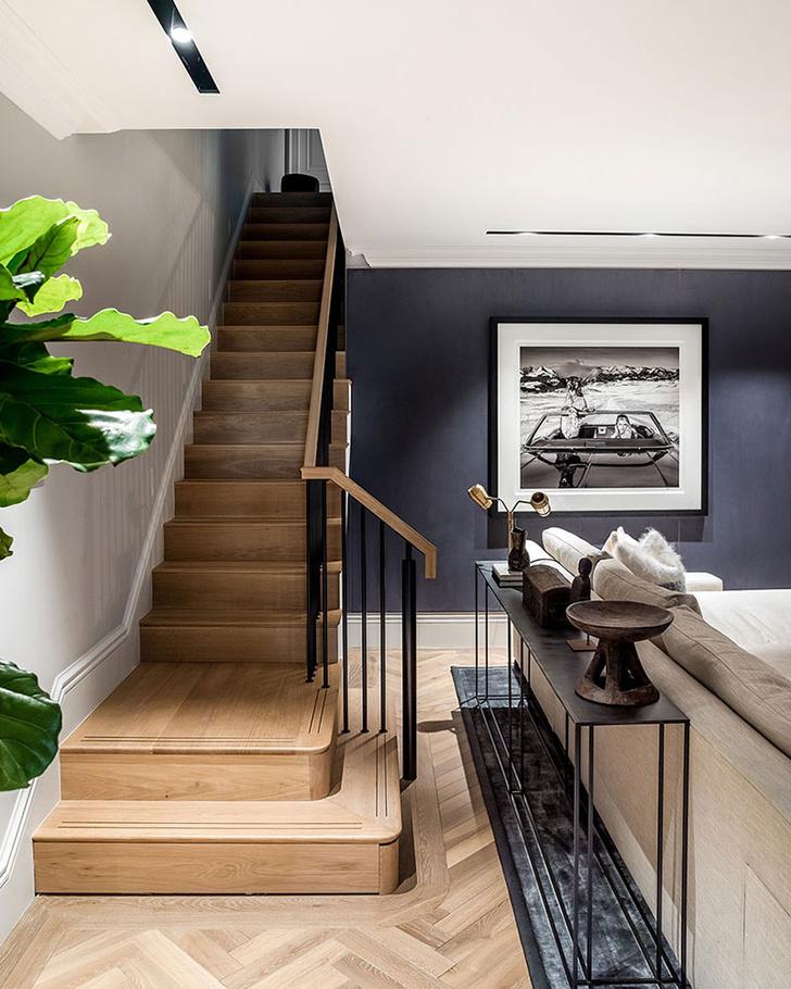 Фото №16 - Таунхаус в неоклассическом стиле с яркими деталями в Ноттинг-Хилл