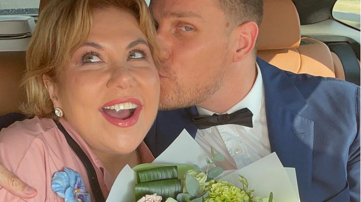 Фото №2 - «Дай бог всем такого гея в кровать!»: Федункив вступилась за молодого мужа-итальянца, обвиненного в связях с мужчиной