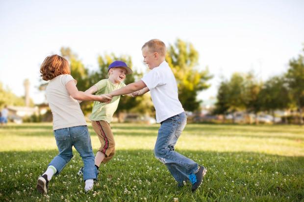 в какие игры играли наши родители в детстве