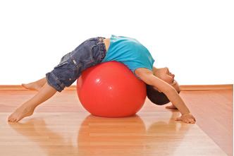 Фото №5 - Физиотерапия - детям