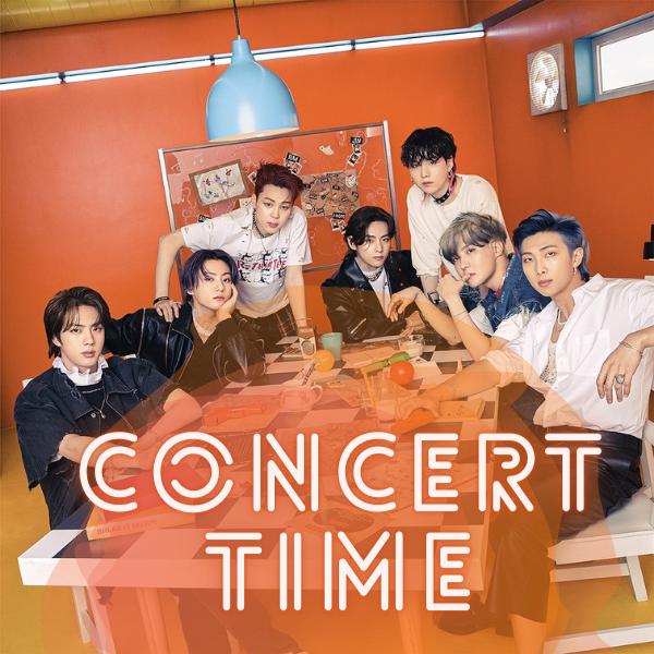 Фото №1 - BTS проведут первый онлайн-концерт в этом году!