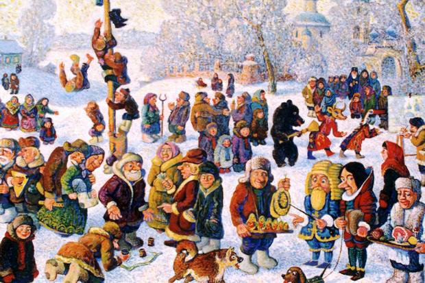 Фото №2 - Детский город мастеров «Мастерславль» приглашает на Масленицу