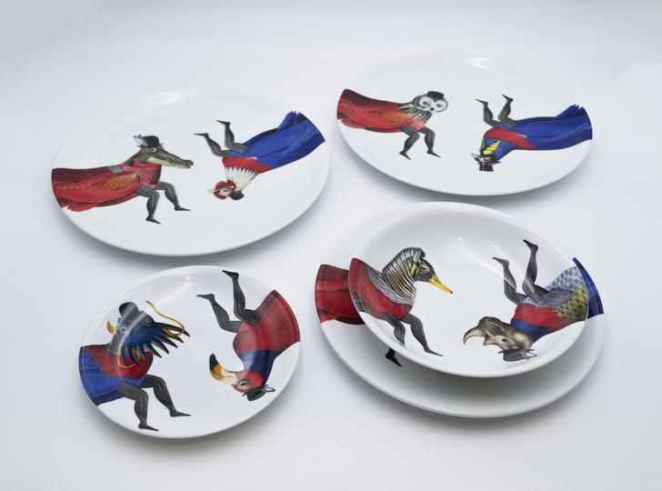 Фото №11 - Art of the Table by Driade 2021: две новых коллекции посуды