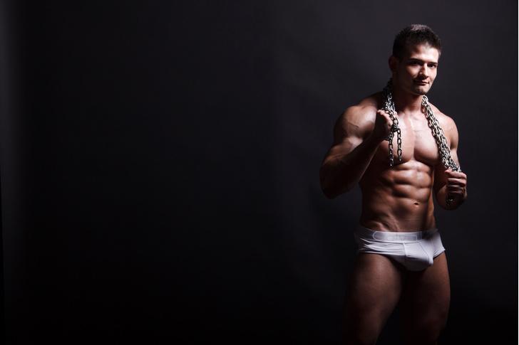 Фото №1 - Сильные мужчины Новокузнецка