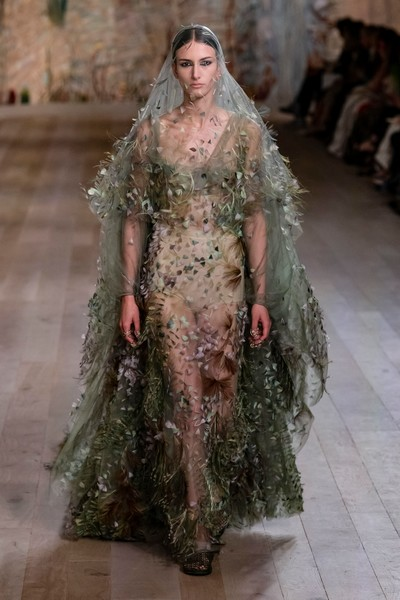 Christian Dior Haute Couture AW 2021